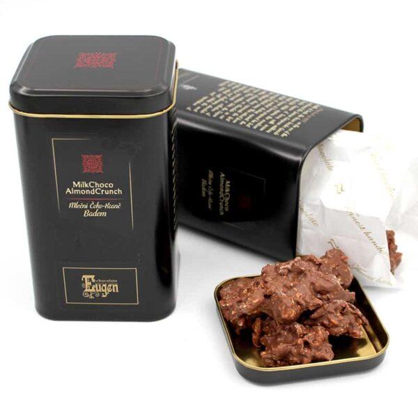 Choco Chrunch - mlečna čokolada & badem