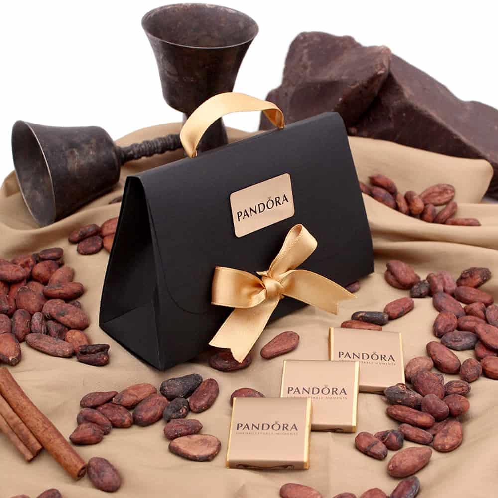 Chocolate Purse - OPT
