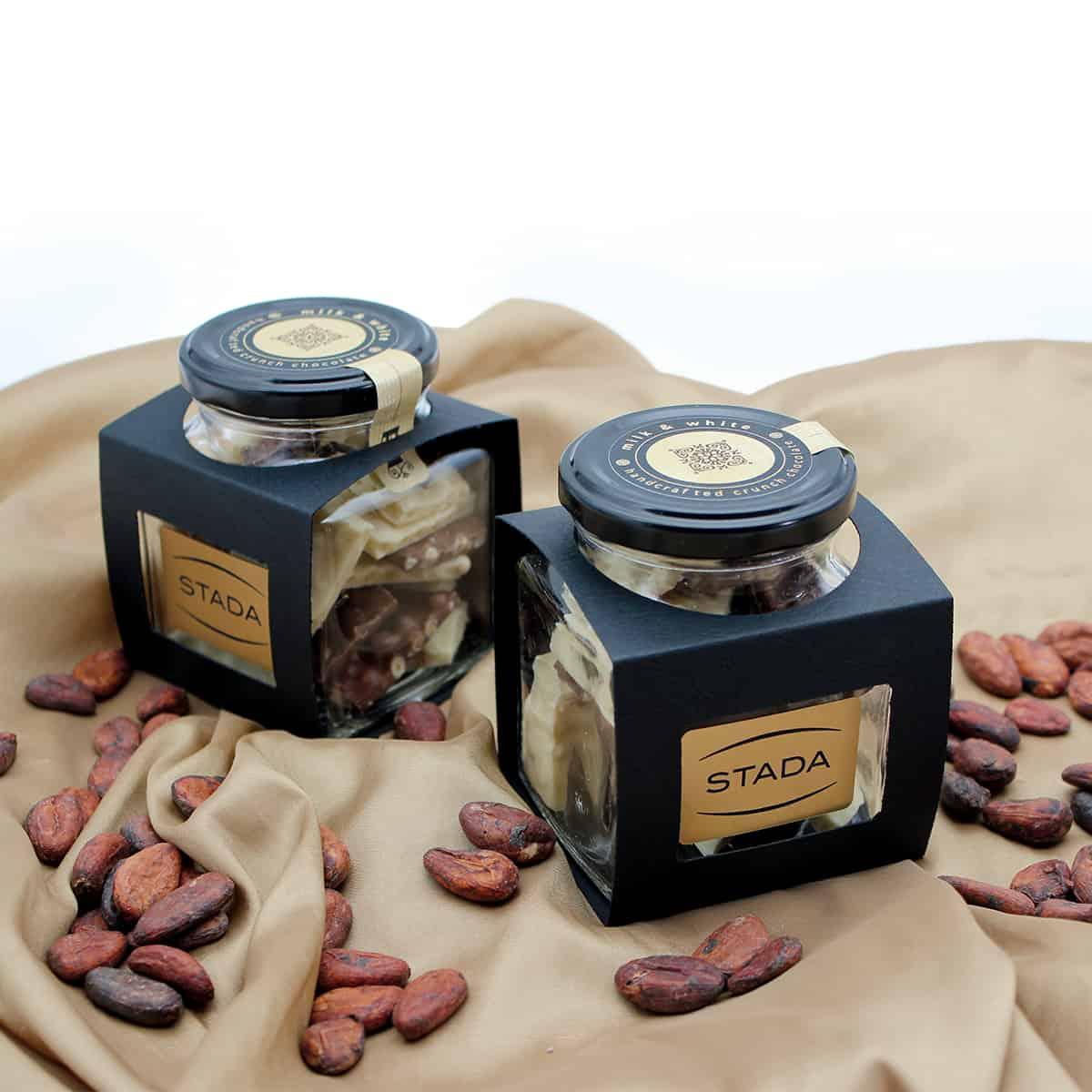 Chrunchy Choco Jar