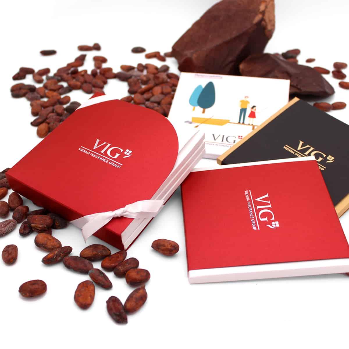 Chocolate Selection - gift box 01