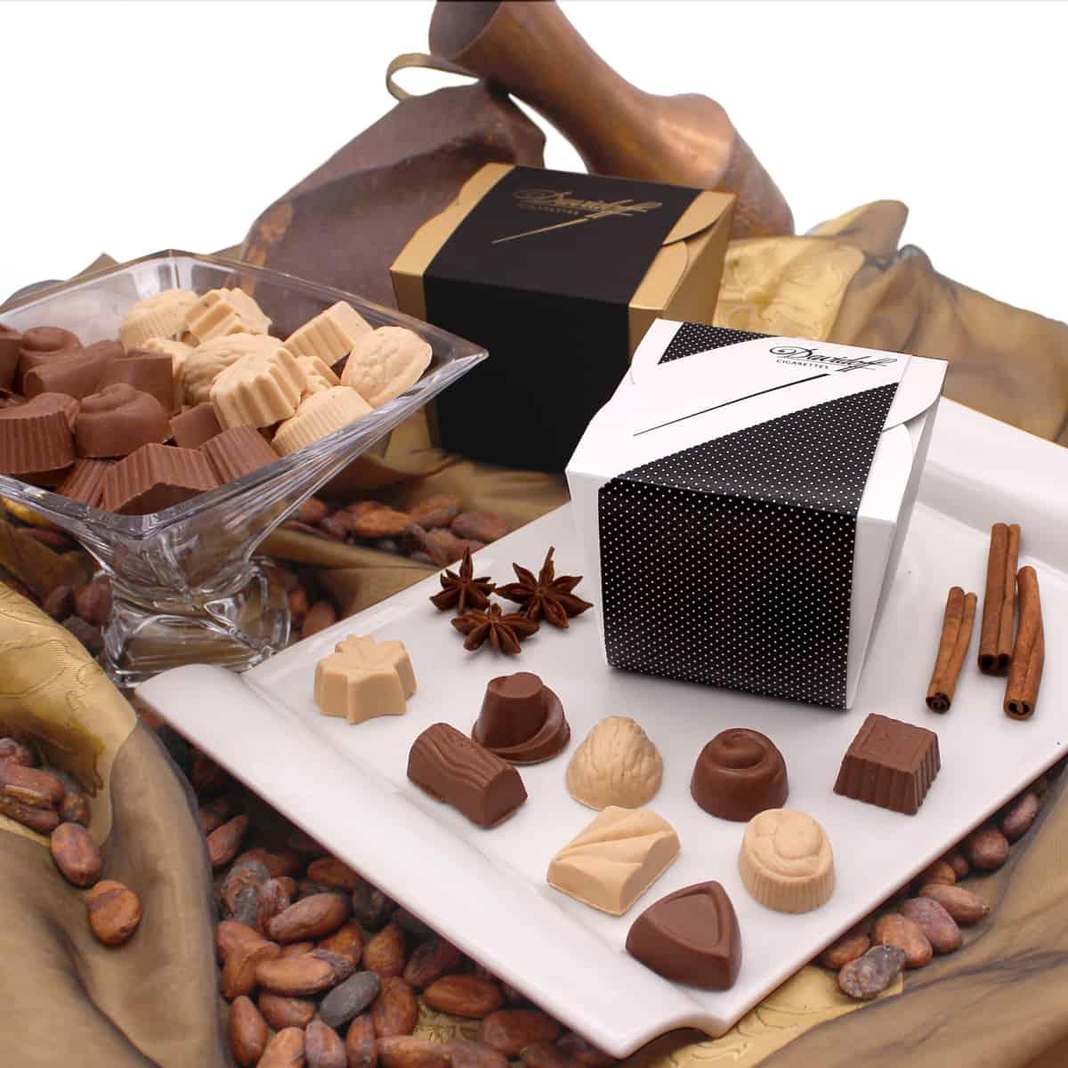 Chocolate Cubes 01