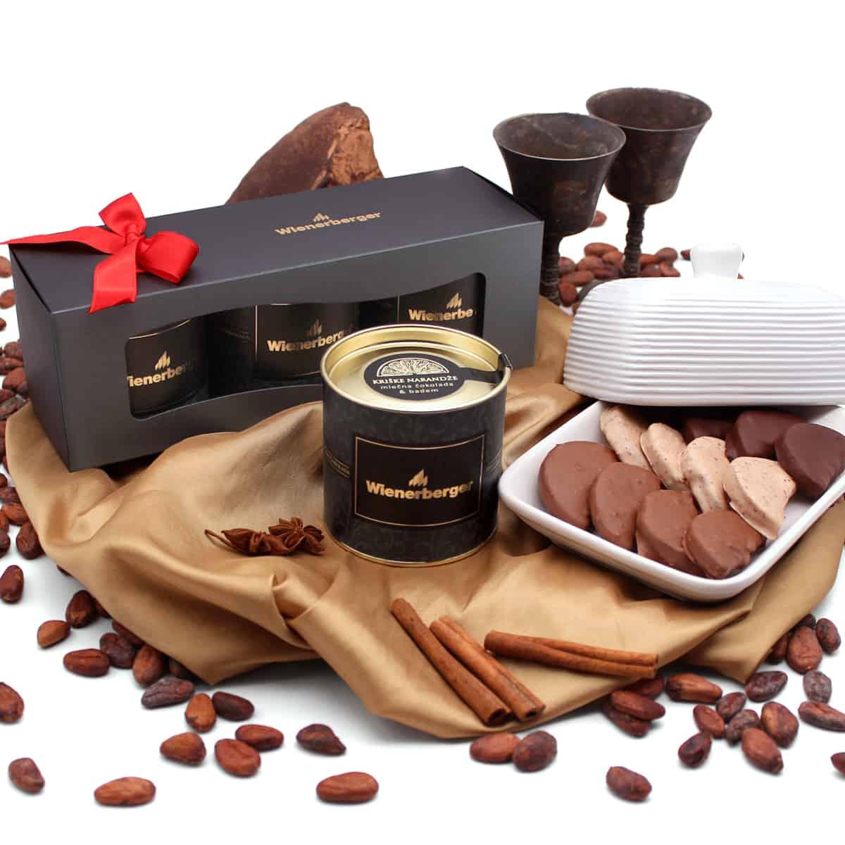 Fruit & Chocolate Gift Box 01