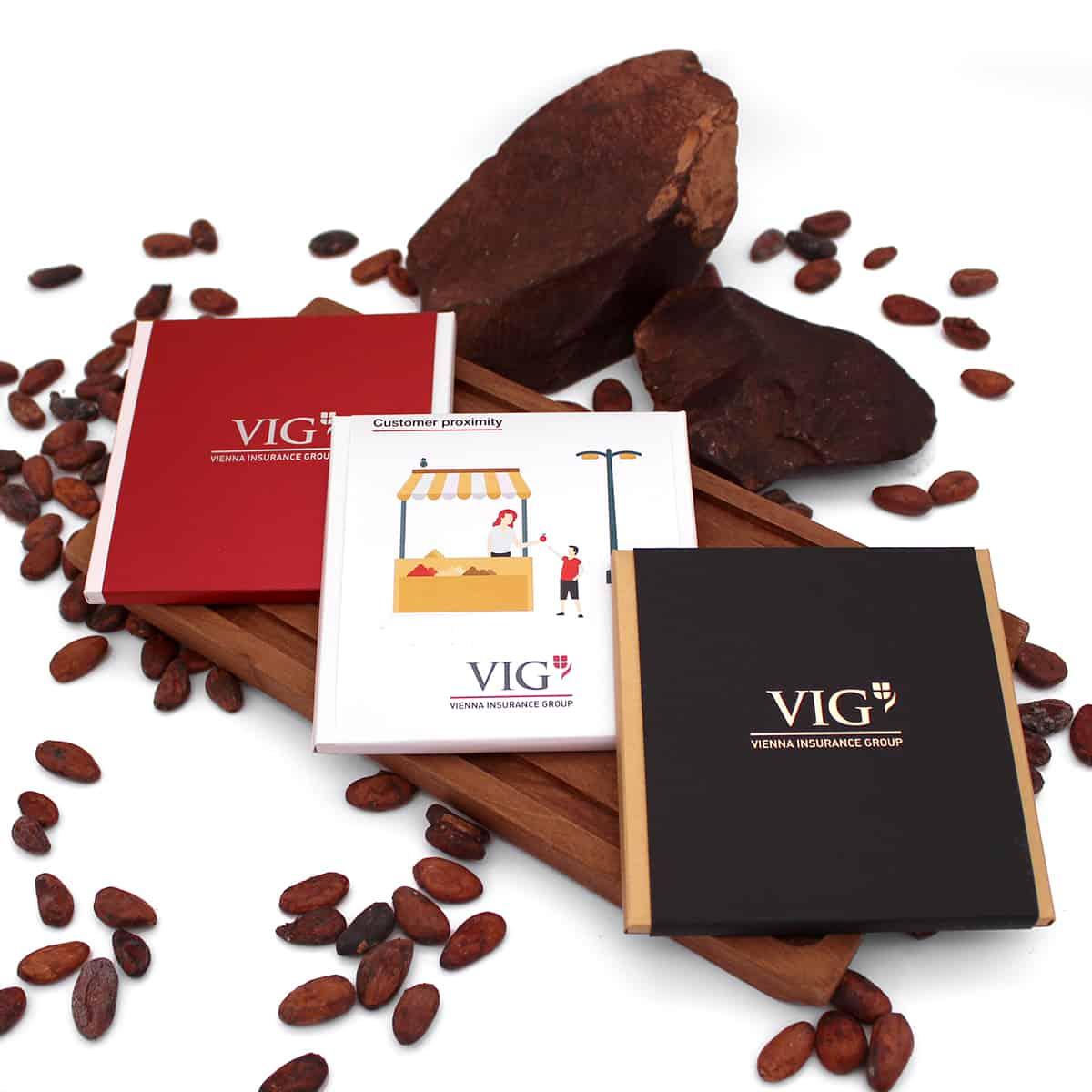 Chocolate Selection - 90g 00