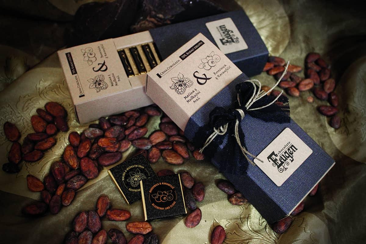 choco berries - Dark chocolate