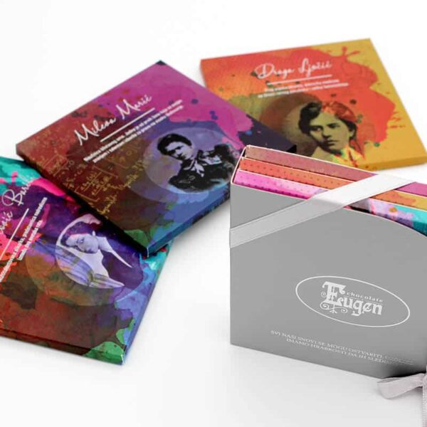 Mind & Heart Gift Box 270g