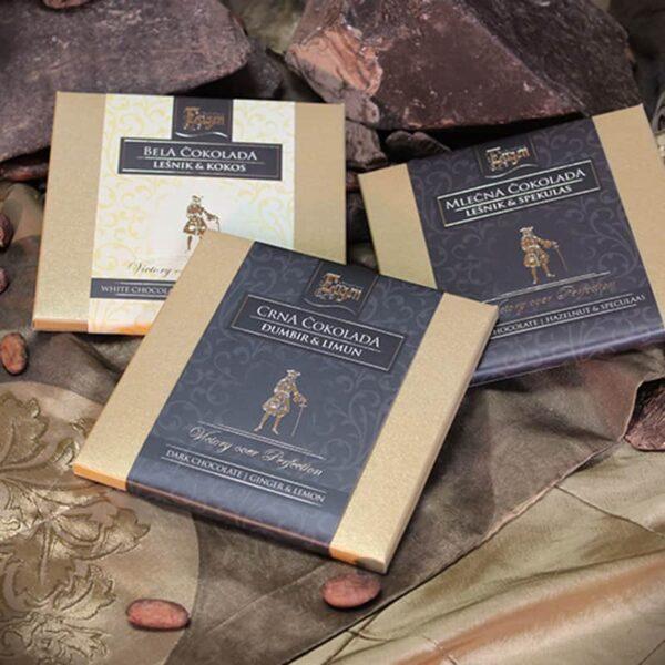 Chocolate Selection - kolekcija