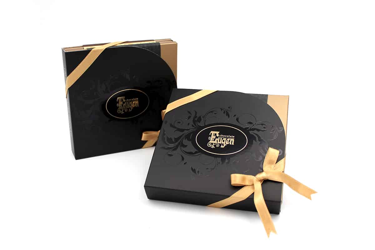 Chocolate Selection Gift Box 270g