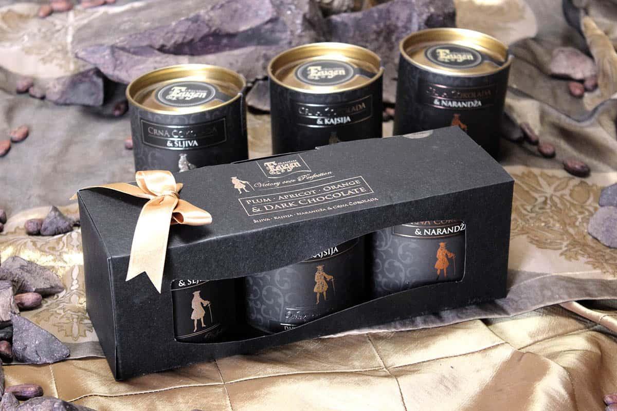 eugen fruit&chocolate gift box