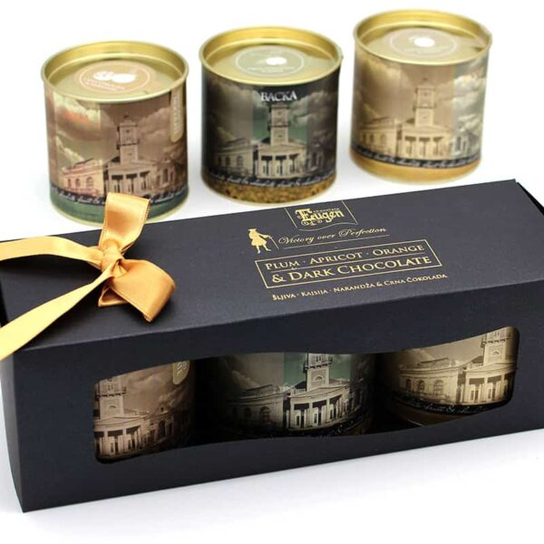 Fruit & Chocolate Gift Box - Vojvodina