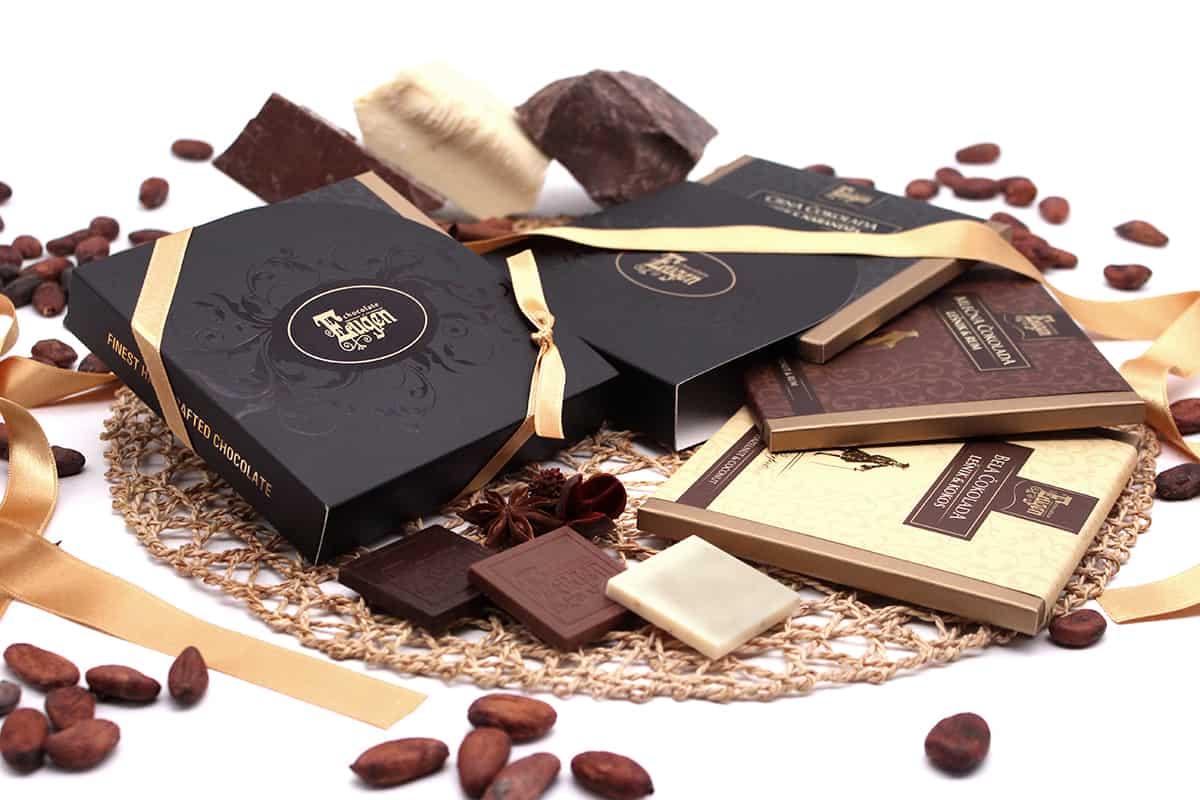 Chocolate Selection Gift Box 02
