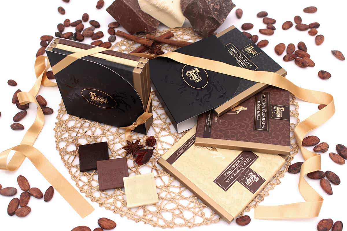 Chocolate Selection Gift Box 03