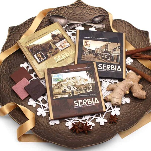 Vintage Postcards from Serbia 01 OPT