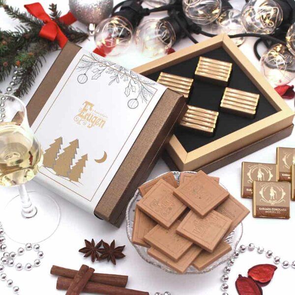 New Year & Christmas - Chocolate Rhapsody -OPT