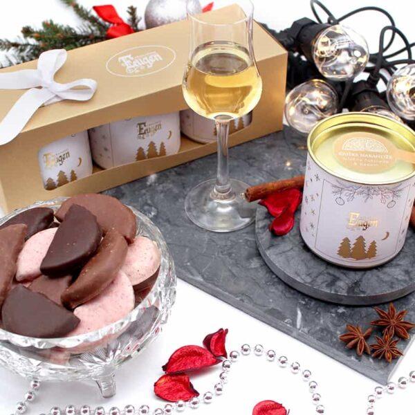 New Year & Christmas -Fruit & Chocolate OPT